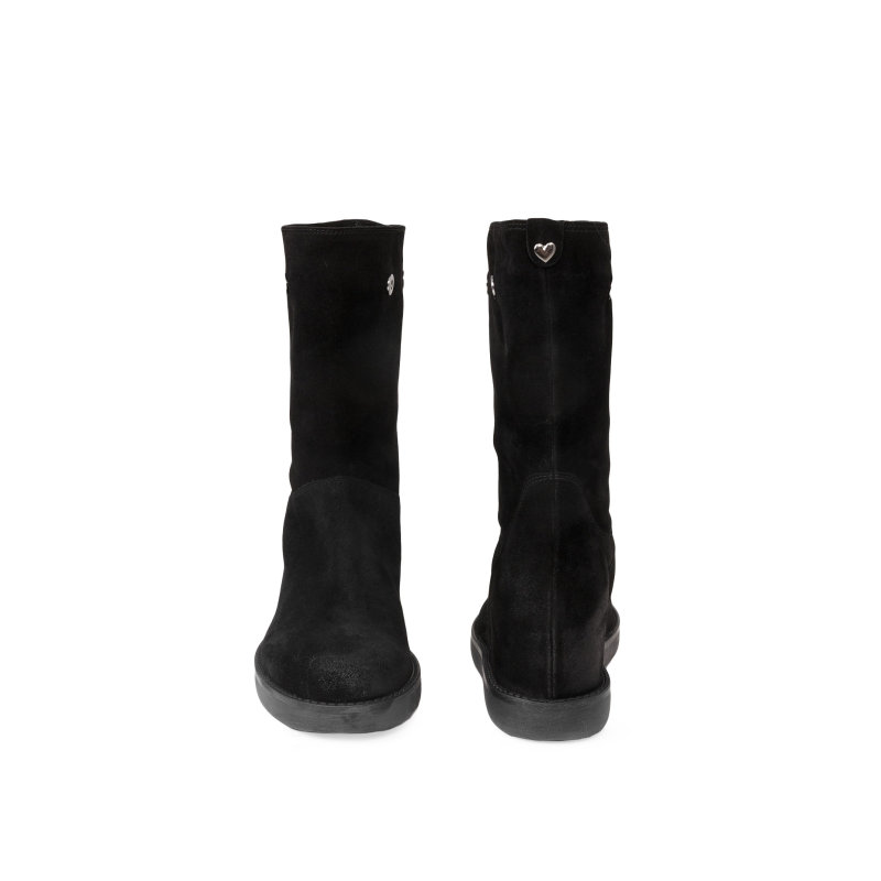 Snow boots Twin-Set black