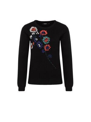 Desigual Caribou Bordao sweater