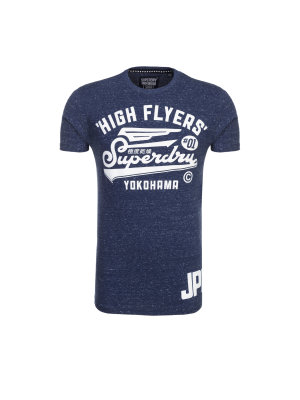 Superdry T shirt High flyers reworked