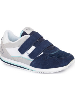Pepe Jeans London Sneakersy Sydney Bicolor