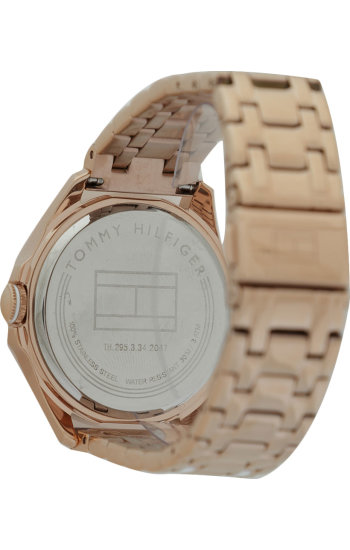 Zegarek Tommy Hilfiger różowe złoto