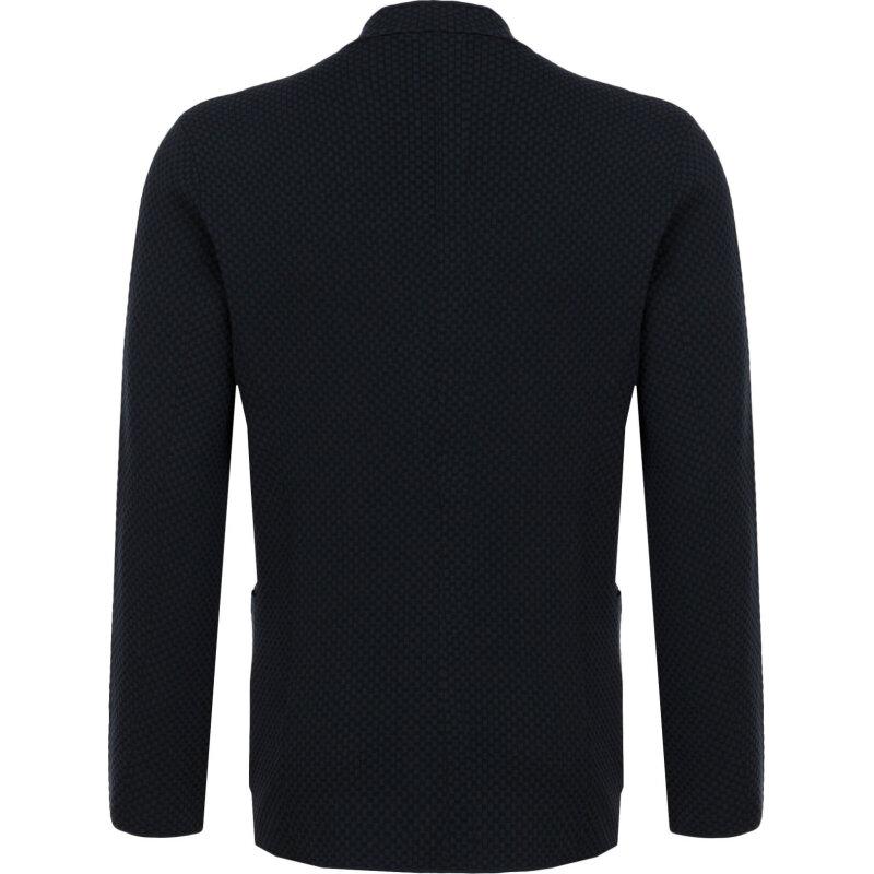 blazer jacket Emporio Armani navy blue