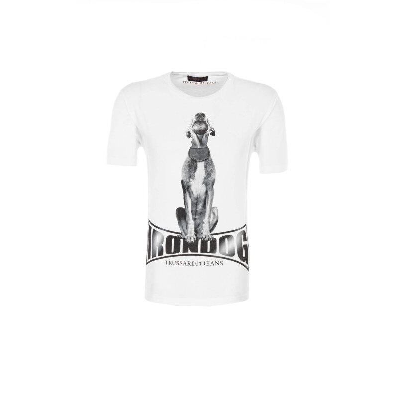 T-shirt Trussardi Jeans white