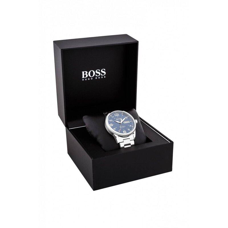 Watch Boss navy blue