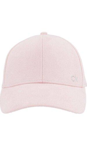 Calvin Klein Baseball cap SUEDE CAP