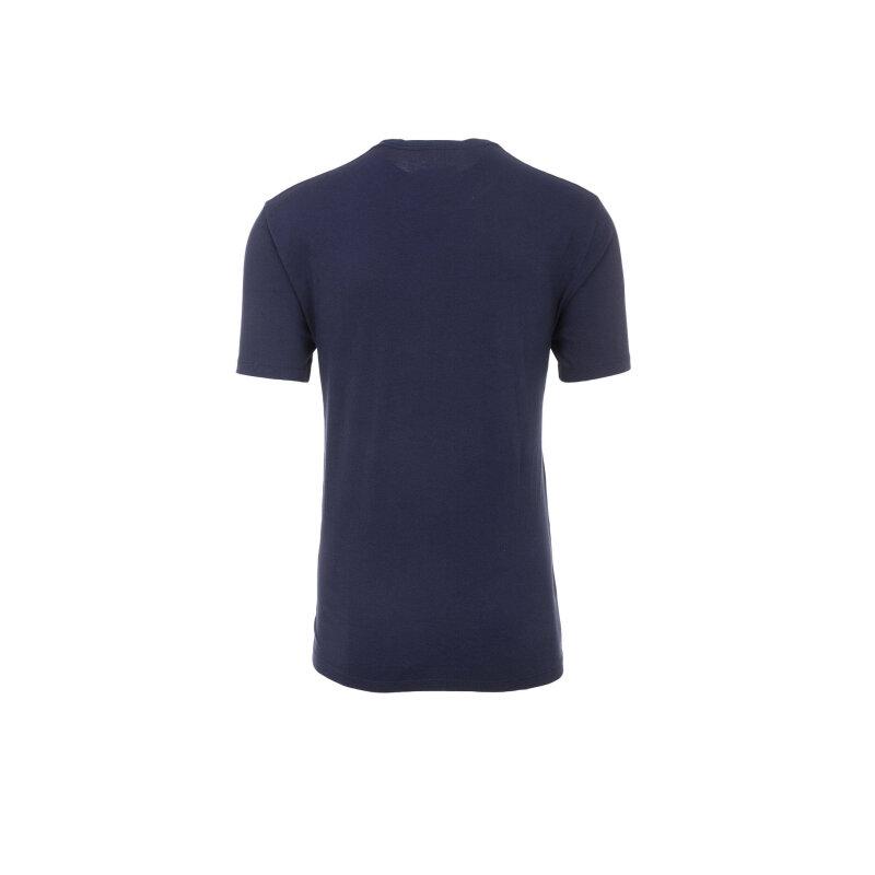 T-shirt Marc O' Polo granatowy
