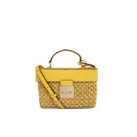 Gabriella satchel Michael Kors yellow