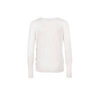 Sweter Liu Jo Jeans kremowy