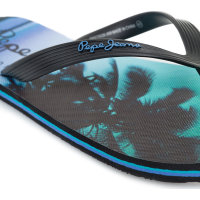 Hawi Palm Flip flops Pepe Jeans London turquoise