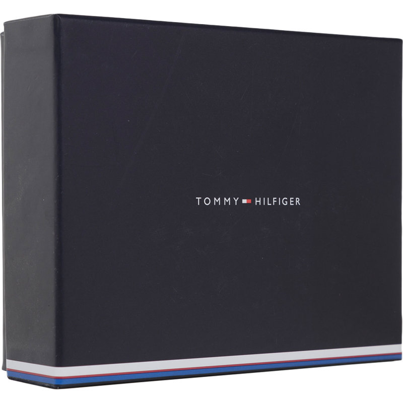 Portfel Logo Story Tommy Hilfiger czarny