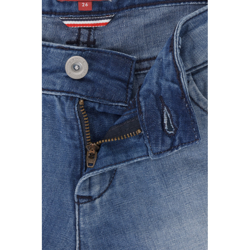 Szorty Basic 5 Pocket Hilfiger Denim niebieski