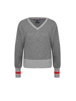 Tommy Hilfiger Wełniany sweter Afina