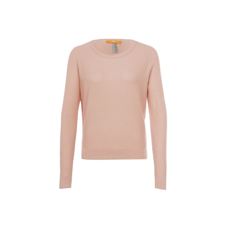 Sweter Injkey Boss Orange pudrowy róż