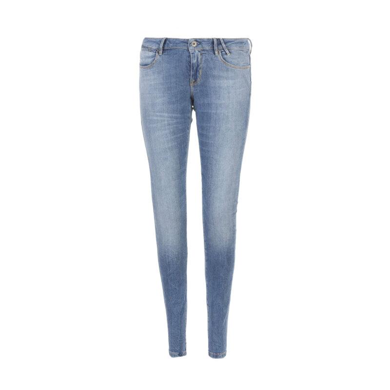 Jeansy Gatr Guess Jeans niebieski