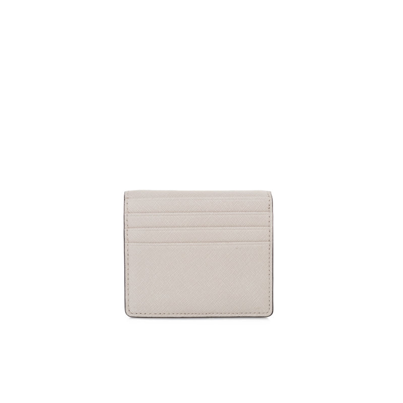 Jet Set Travel card holder Michael Kors beige