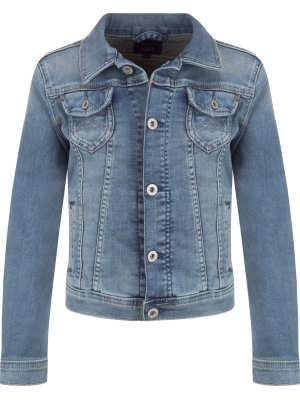Pepe Jeans London Kurtka jeansowa NEW BERRY | Regular Fit