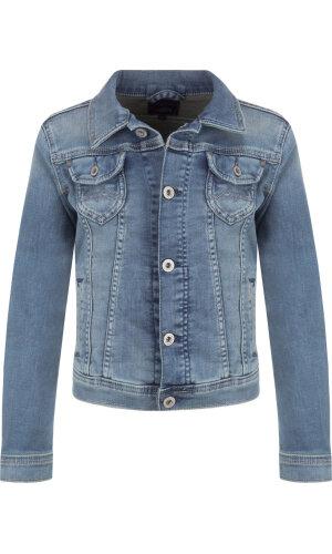 Pepe Jeans London Kurtka jeansowa NEW BERRY | Regular Fit