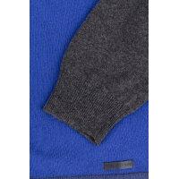 Sweter Trussardi Jeans niebieski