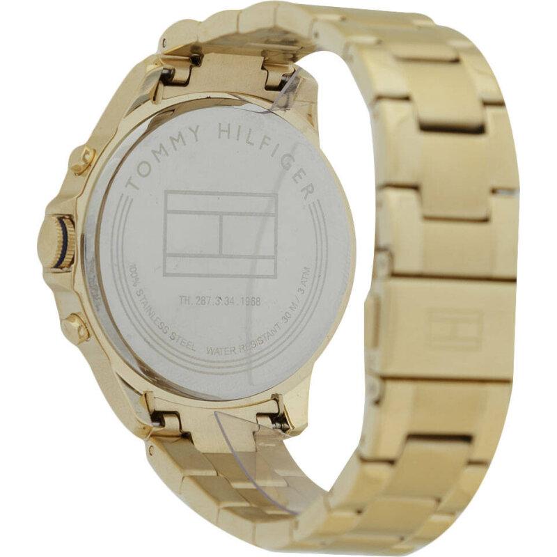 Zegarek Tommy Hilfiger złoty