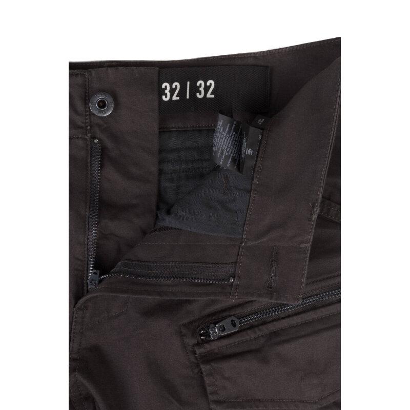 Spodnie Cargo Rovic Zip 3d Tapered G-Star Raw grafitowy