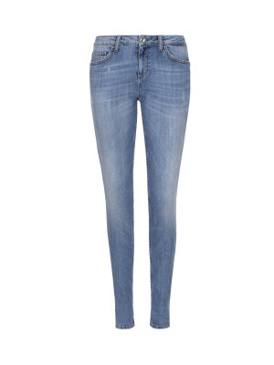 Liu Jo Jeans Precious Bottom Up Jeans