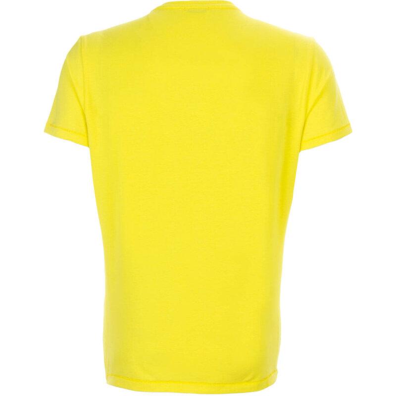 T-shirt Iceberg yellow