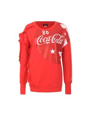 Pinko Bluza Crostata Coca-Cola
