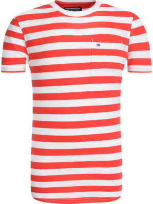 Tommy Hilfiger T-shirt AME BRIGHT | Regular Fit | pique