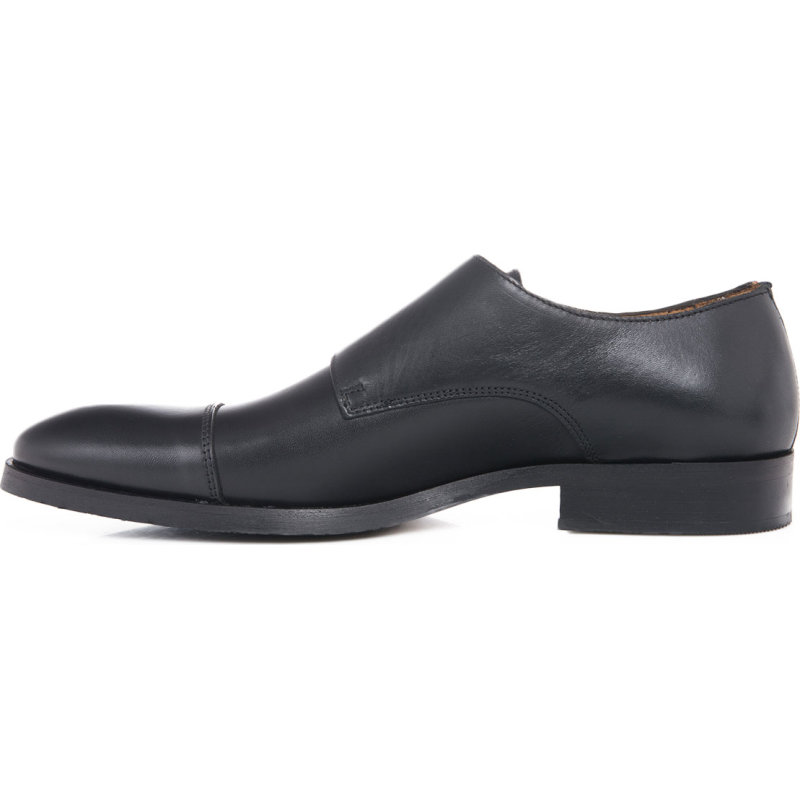 Dierdrik 4A monk shoes Tommy Hilfiger black