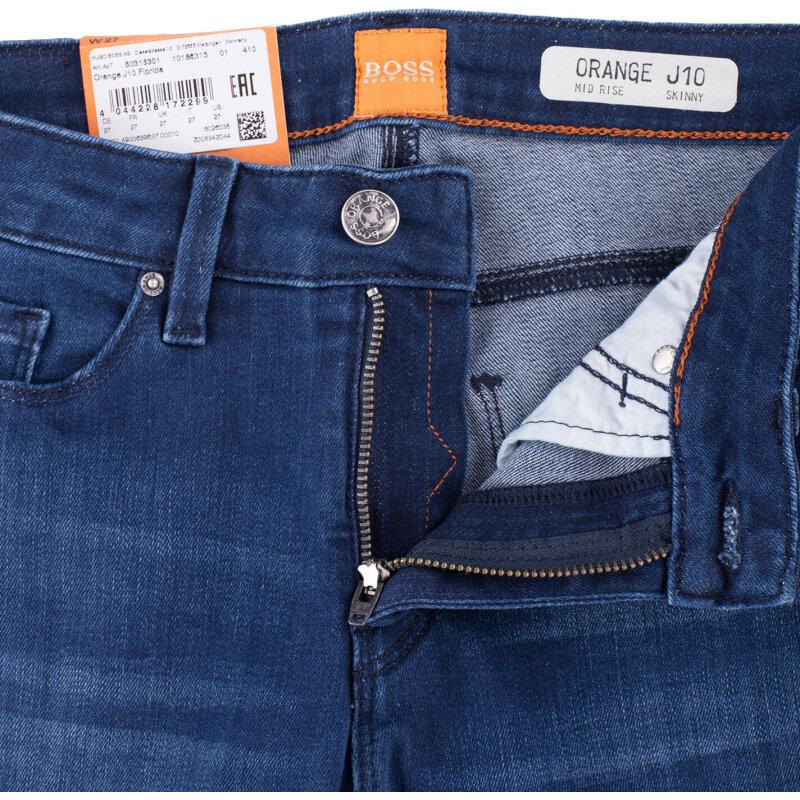 J10 Florida Jeans Boss Orange navy blue