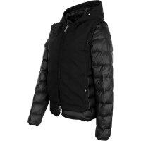 2 in 1 jacket Iceberg black