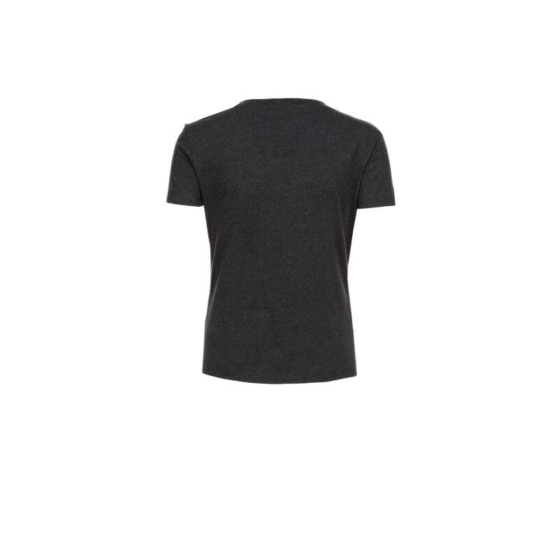 T-shirt Eschilo SPORTMAX CODE grafitowy