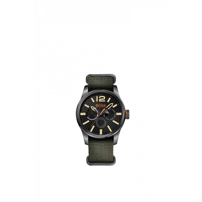 Zegarki Boss Orange czarny