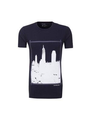 Calvin Klein Jeans T-SHIRT TORNED