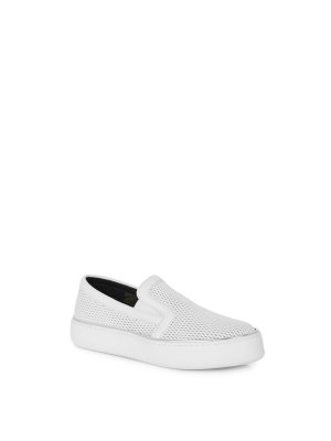 Max Mara Accessori MM54 Slip-On Sneakers