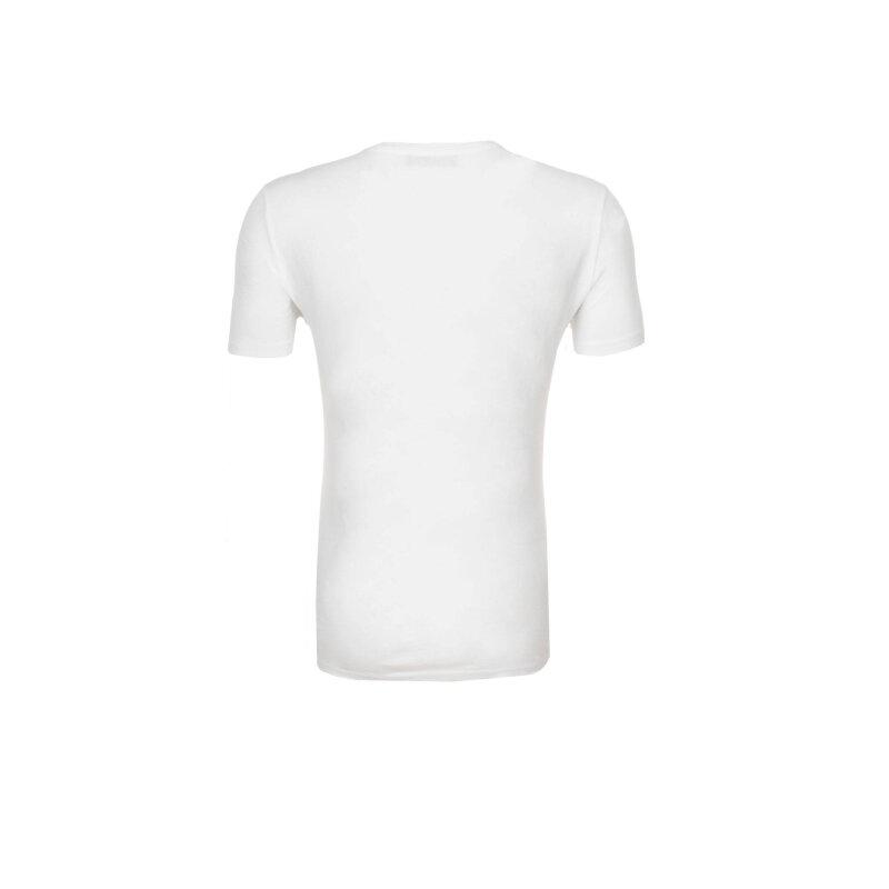 T-shirt Trussardi Jeans biały
