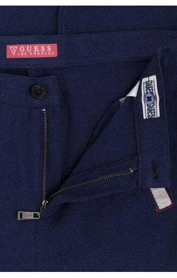 Spodnie Guess granatowy