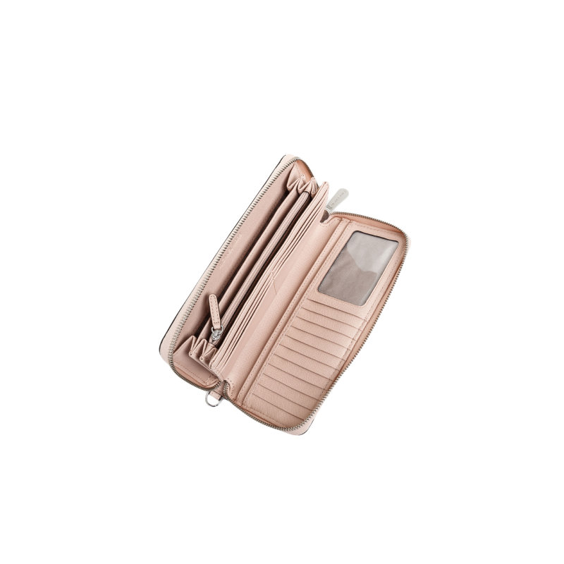 Jet Set Travel wallet Michael Kors powder pink
