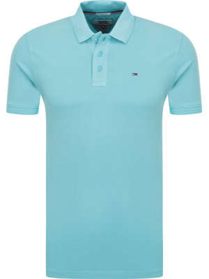 Tommy Jeans Polo | Slim Fit | pique