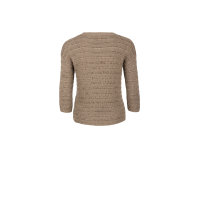 Silvetta sweater Hugo brown