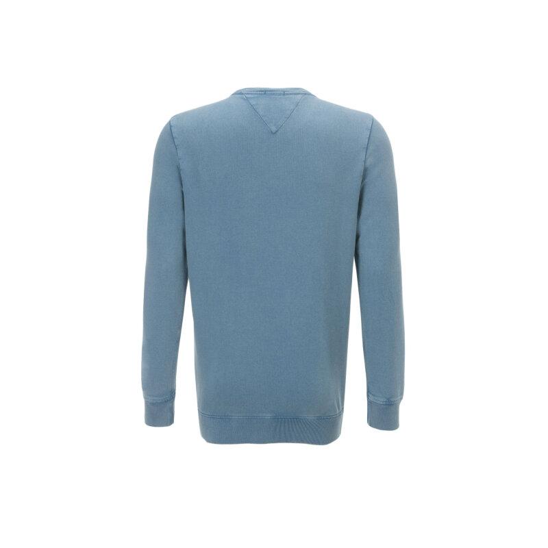 Bluza THDM Hilfiger Denim niebieski
