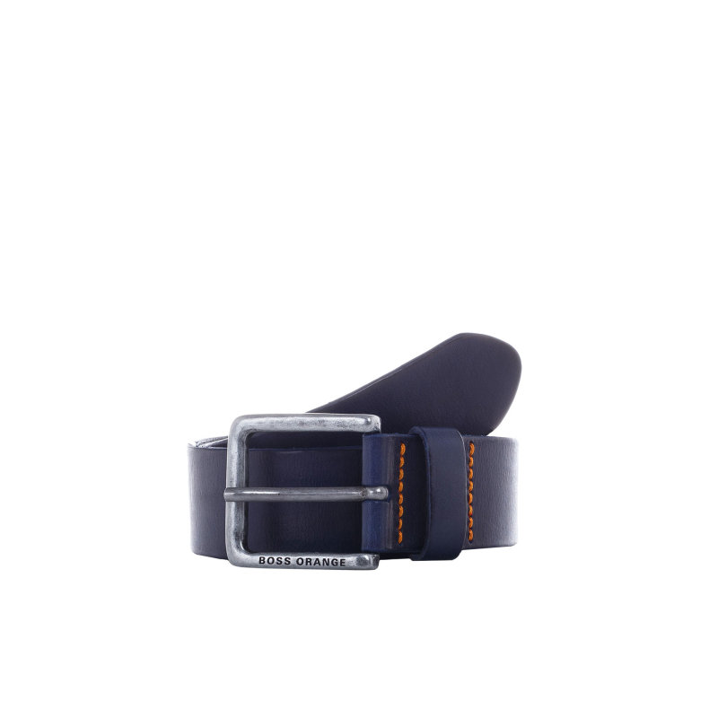 Jeek belt Boss Orange navy blue