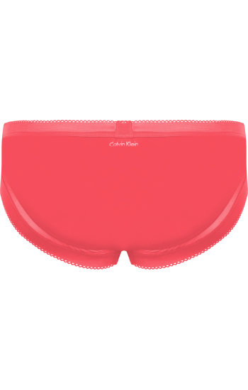 Figi Calvin Klein Underwear koralowy