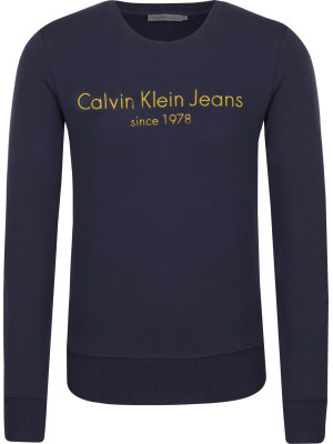 Calvin Klein Jeans Bluza Halia Institutional