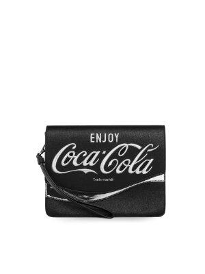 Pinko Clutch Solitario Coca Cola
