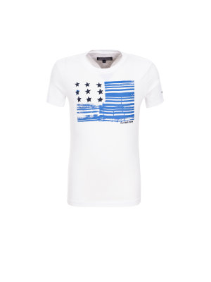 Tommy Hilfiger T-shirt Iconic Flag