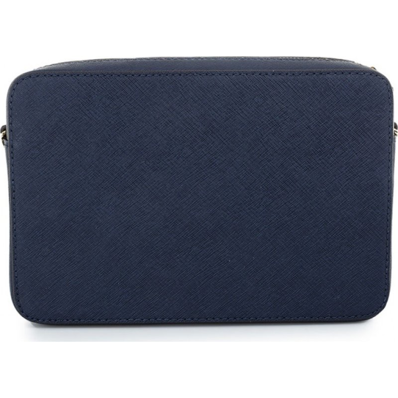 Jet Set Travel messenger bag Michael Kors navy blue