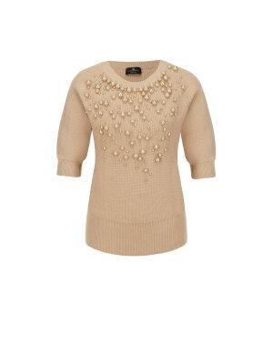 Elisabetta Franchi Wełniany sweter