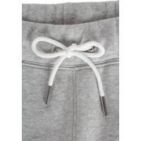 Spodnie dresowe cotton Tommy Hilfiger popielaty