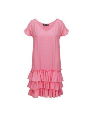 Twinset Jedwabna sukienka